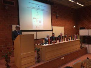 Открытие конференции Проф. Др. Габил. Тадеушем Томашевски