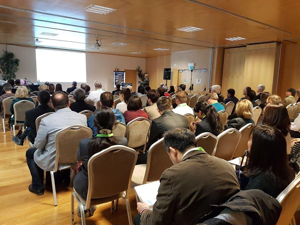 Participants of the Caparica Conference. Photo of ProteoMass Scientific Conference