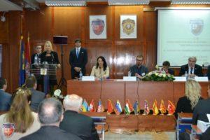 Выступление государственного секретаря МВД Республики Сербия Бильяны Попович Ивкович
